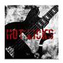 Quadro Em Canvas Rock N Roll - Guitarra