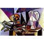 Quadro Gravura Pablo Picasso