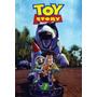 Quadro Decoração Disney Toy Story - 30x44 Cm