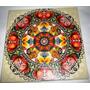 Mandala Quadro Decorativo Em Tela Novo Sem Moldura