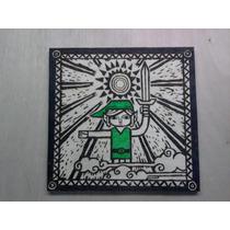 Link Zelda Wind Waker Snes Nes Game Pirógrafo.