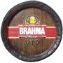 Tampa De Barril Decorativa Grande - Brahma Chopp