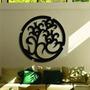 Mandalas Para Decoração De Ambientes Em Escultura De Mdf