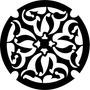 Quadro Mandala Mdf Escultura Parede Vazada Mdf 60cm - Mod 04