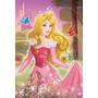 Quadro Decoração Disney Princesa Aurora - 30x44 Cm