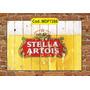 Quadros Cerveja Stella Artois Heineken Budweiser Brahma
