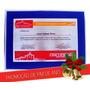 Diploma Metalizado Aço Inóx ( Quadro Réplicas Decorativas)