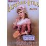 Garota Caixa Biscoitos Lefevre Grande Antigo Poster Repro