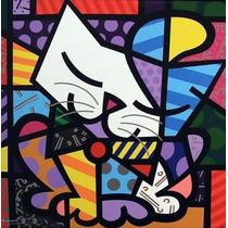 Quadros Decorativos Releitura Romero Brito