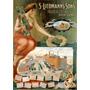 Nova York Fabrica Liebmann Sls Cerveja Antigo Poster Repro