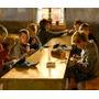 Crianças Meninos Orfanato 1885 Pintor Edelfelt Repro Na Tela