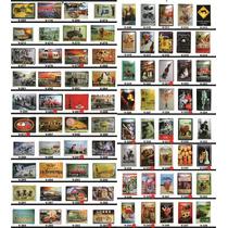 Placas Vintage King Importadas De Metal 30x20 - 420 Modelos