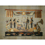 Papiro Egipcio 24x34cm Egito Amon Hathor Isis Cleopatra Pp2