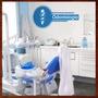 Quadro Decorativo Escultura De Parede Mdf Vazada Odontologia