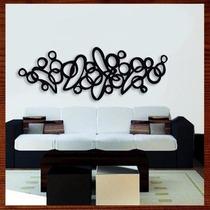 Quadro Decorativo Escultura Parede Mdf C/1m Tamanho Pequeno