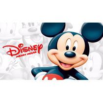 Painel Para Festa Infantil2x1m Mickey Minnie Disney Mickey