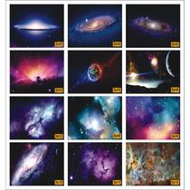 Placas Decorativas Universo Quartos Salas Decoração