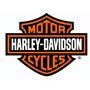 Harley Davidson Moto Placa Decoração Quadro Retro Fretgratis