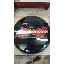 Luminoso Cerveja Budweiser