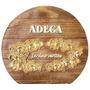 Placa Decorativa Adega De Vinho (27 Cm)