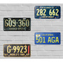 Placas Decorativas Carro Vintage Antiga