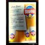 Quadro Led Luminoso - Cerveja Brahma Chopp - Veja Mais!!