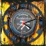 Relógio Vintage King Mdf 27x27 Barber Shop Cloqbc.0053
