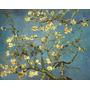 Ramo De Flores Reprodução De Van Gogh Na Tela