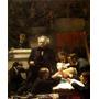 Clínica Cirúrgica Aula Medicina 1875 Pintor Eakins Tela Repr