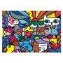 Quebra-cabeça Romero Britto 5000 Peças Puzzle - Grow