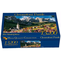 Quebra Cabeça Puzzle Gigante 13200 Peças Paisagem Importado