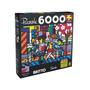 Quebra-cabeça Puzzle 6000 Romero Britto Family - Grow