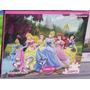 Quebra Cabeça Princesas Disney 200 Peças Ariel Cinderella