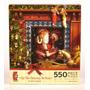 Quebra-cabeça Importado (4934) Puzzle 550pc Natal Papai Noel
