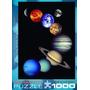 Quebra-cabeças - Nasa Solar System 1000 Pedaço Eurographics
