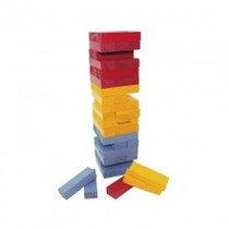 Jogo Monte Torre, Infantil, Coordenação Motora, C/nf