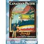 Quebra-cabeças - Baniff Nas Montanhas Rochosas Canadenses P