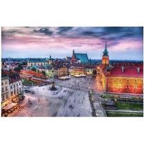 Puzzle Noite Em Varsóvia 3000 Peças