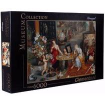 Quebra Cabeça Clementoni 6000 Pcs Museum Collection Bruegel