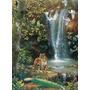 Quebra Cabeça Puzzle Clementoni 1500 Peças Paisagem Tigre