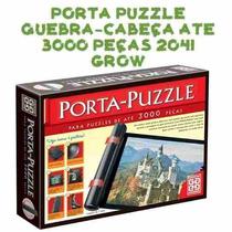 Porta Puzzle Quebra-cabeça Até 3000 Peças 2041 Grow