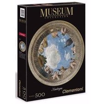 Quebra Cabeça Museum Collection - Clementoni - Ma 500 Peças
