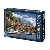 Quebra-cabeças - D-brinquedos Como Itália Paisagens 1000 P
