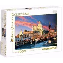 Quebra Cabeça Clementoni - Veneza 4000 Peças
