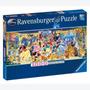 Quebra-cabeça Importado (414) Puzzle 1000pc- Disney, Desenho