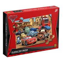 Quebra-cabeça Carros 2 150 Peças Disney Original - Grow