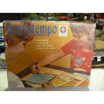 Jogo Antigo- Passa Tempo - Estrela - Sensacional!!!