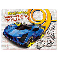 Quebra Cabeca 100 Pc - Hot-wheels Carro Classico Y3094