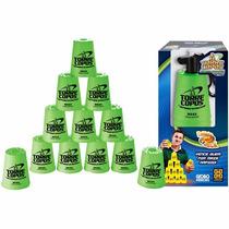Jogo Torre Copos Pro - Verde Grow Promoção