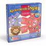Brinquedo Quebra Cabeça Aprendendo Inglês Da Grow